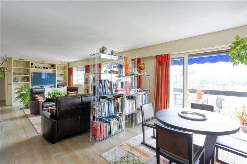 Verkoop van prestige  appartement Paris 15ème 1820000€ - Foto 2
