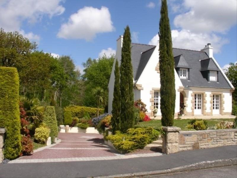 Revenda casa Clohars fouesnant 440000€ - Fotografia 1