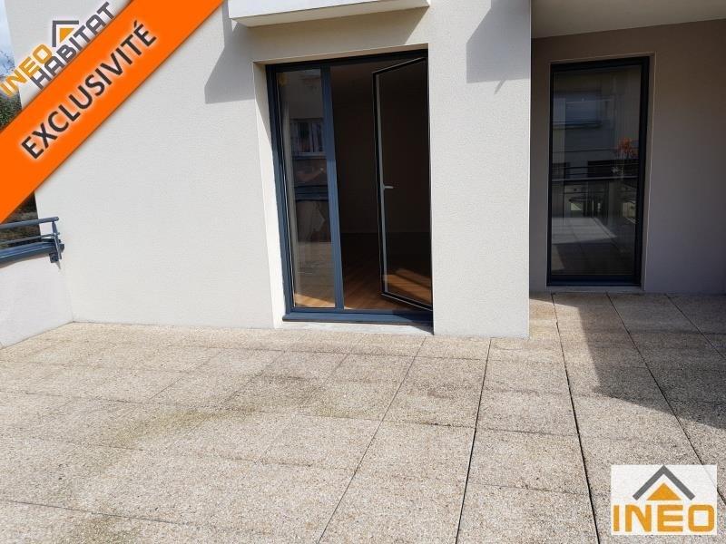 Vente appartement La meziere 172425€ - Photo 1