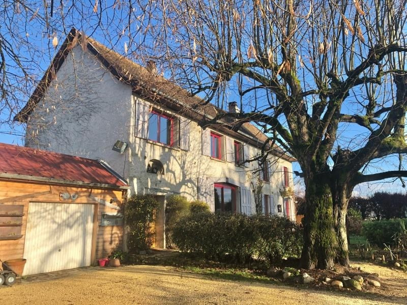 Vente maison / villa Morestel 373 000€ - Photo 2