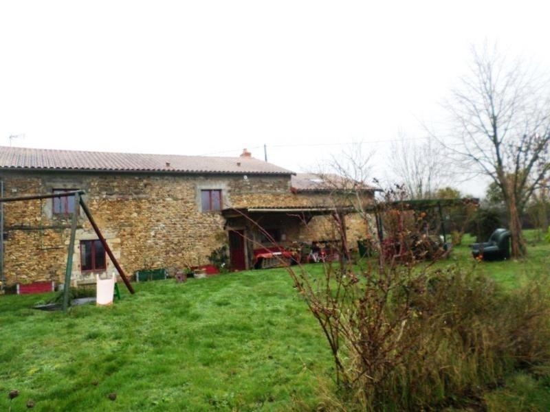 Vente maison / villa Archigny 139000€ - Photo 11