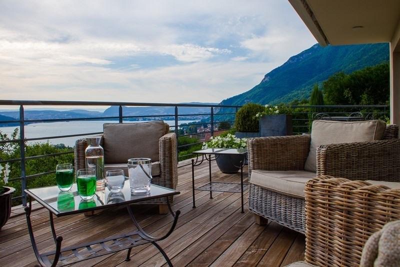 Vente de prestige maison / villa Veyrier du lac 1740000€ - Photo 2