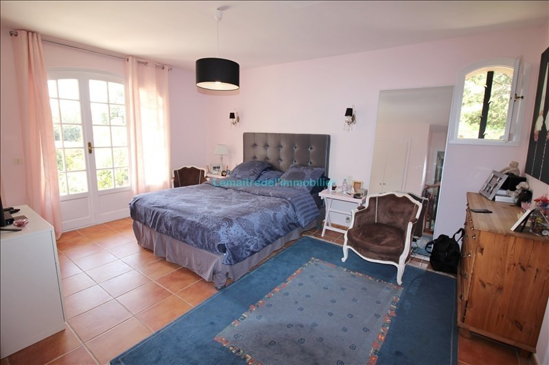 Vente de prestige maison / villa Peymeinade 599000€ - Photo 7
