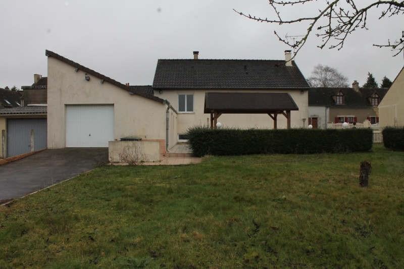Vente maison / villa Bourg le roi 116325€ - Photo 6