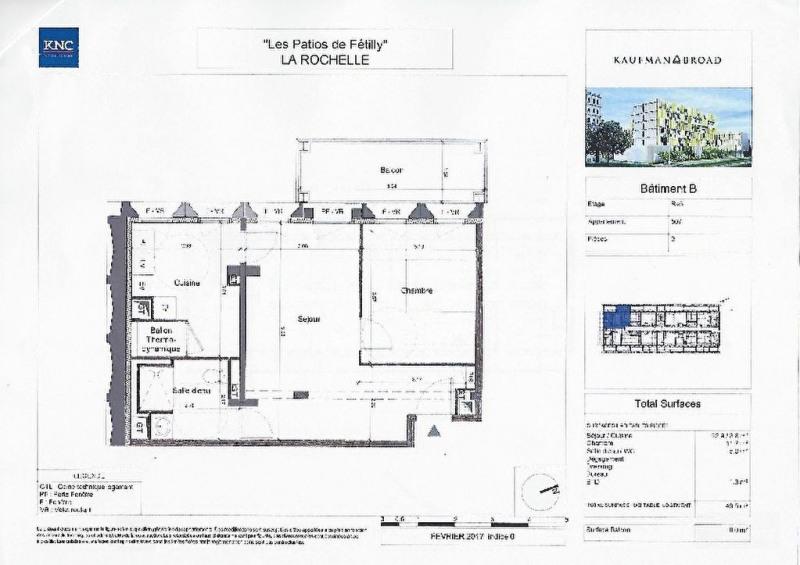 Vente appartement La rochelle 199900€ - Photo 2