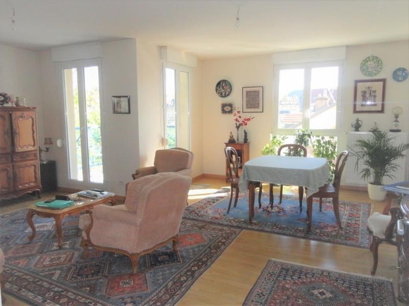 Deluxe sale apartment Metz 288 500€ - Picture 2