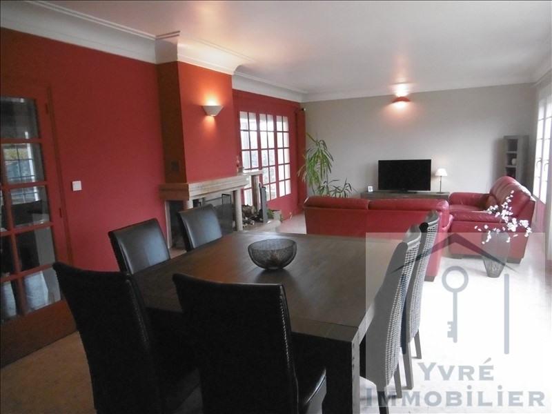 Vente maison / villa Yvre l'eveque 343200€ - Photo 1
