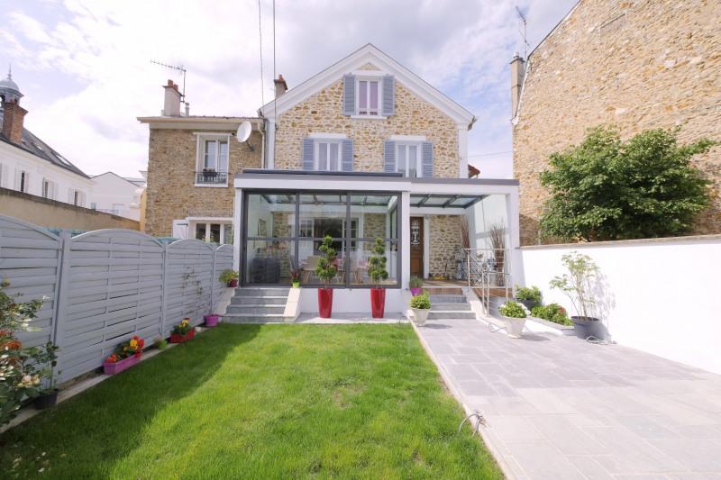 Vendita casa Saint-leu-la-forêt 550000€ - Fotografia 6