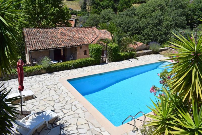 Verkauf von luxusobjekt haus Seillans 635000€ - Fotografie 1
