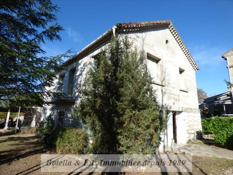 Sale house / villa Barjac 139000€ - Picture 1