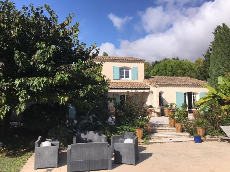 Verkauf von luxusobjekt haus Le cailar 568000€ - Fotografie 6