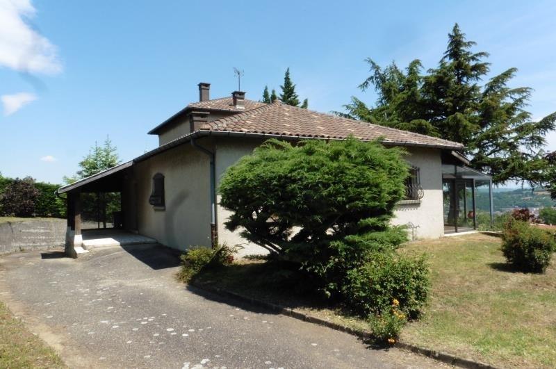 Vendita casa St cyr sur le rhone 420000€ - Fotografia 3