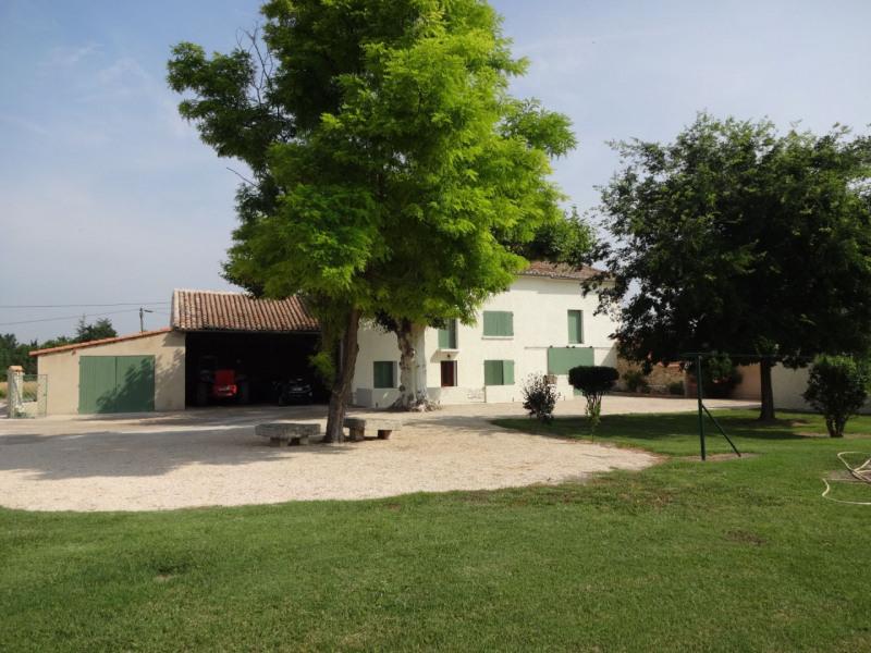 Vente maison / villa Althen des paluds 494000€ - Photo 1