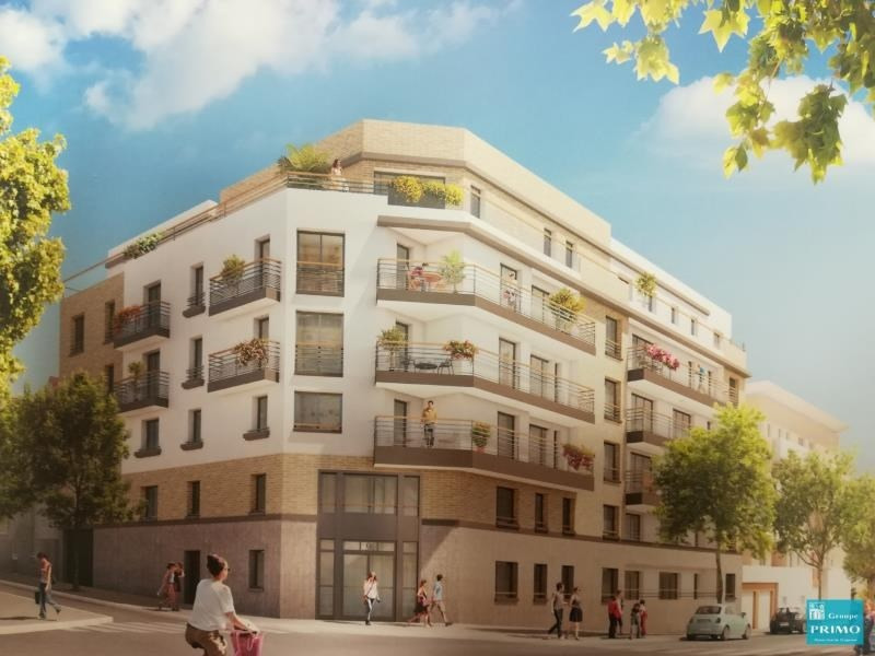Vente appartement Bourg la reine 353000€ - Photo 1