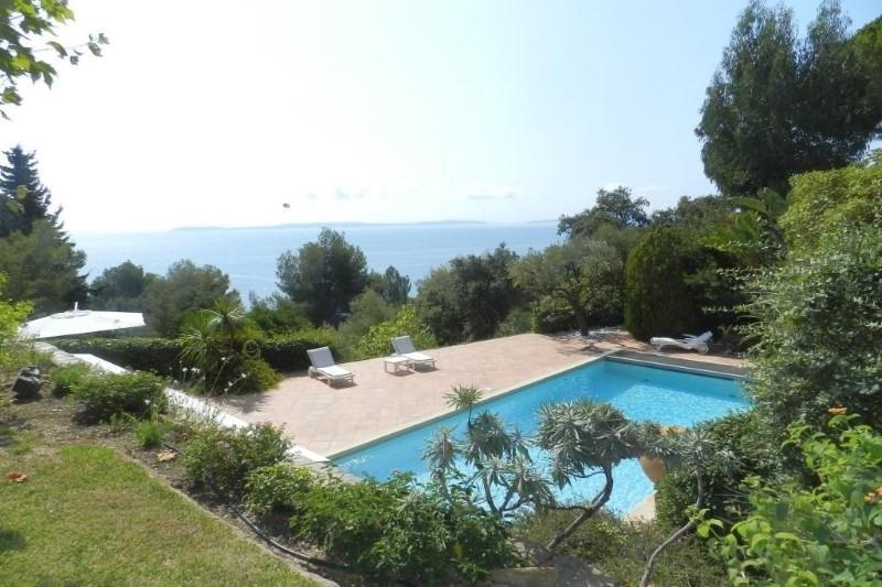 Deluxe sale house / villa Le lavandou 2678000€ - Picture 9