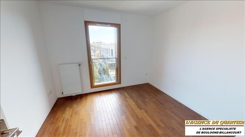 Sale apartment Boulogne billancourt 643000€ - Picture 8