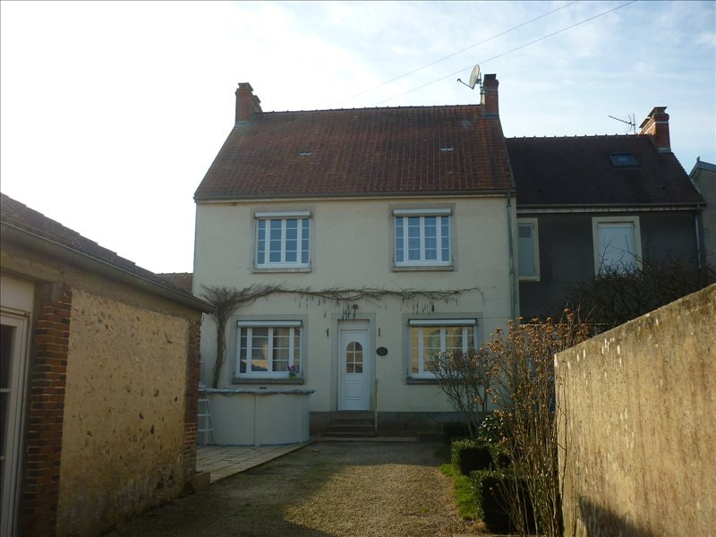 Sale house / villa Tourouvre 100 000€ - Picture 1