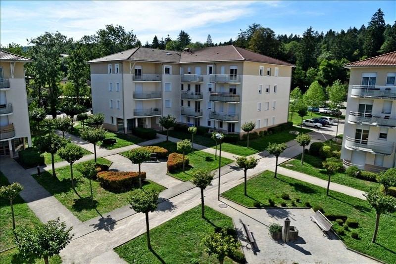 Rental apartment Bellignat 395€ CC - Picture 1