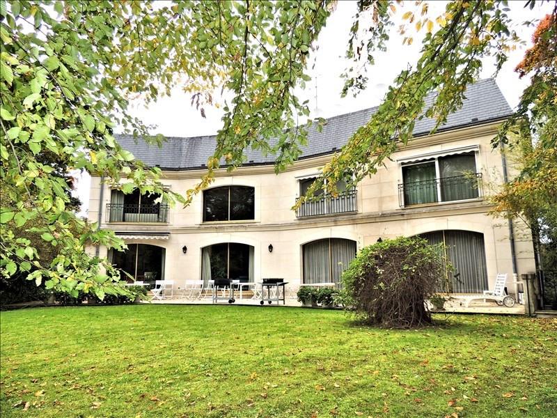 Deluxe sale house / villa Le vesinet 3700000€ - Picture 1