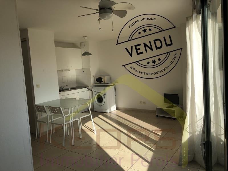 Investment property apartment Perols 89700€ - Picture 1
