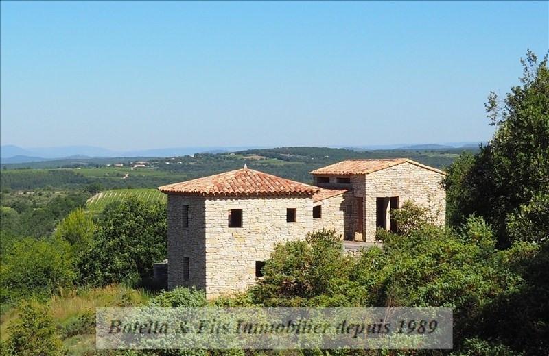 Verkoop van prestige  huis Montclus 328000€ - Foto 1