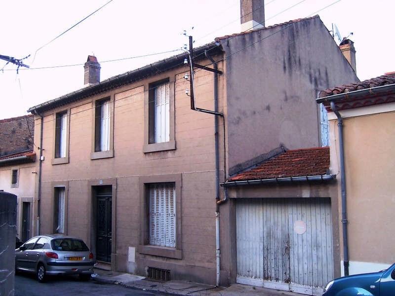 Sale house / villa Secteur mazamet 145000€ - Picture 1