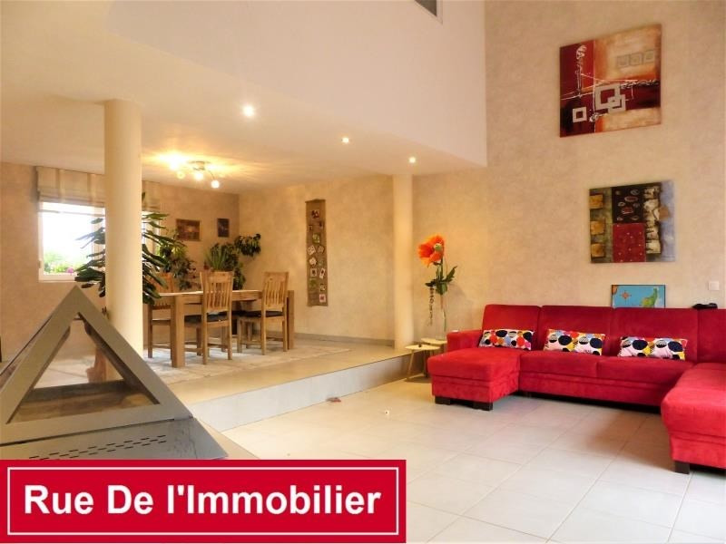Vente maison / villa Ingwiller 316 500€ - Photo 2