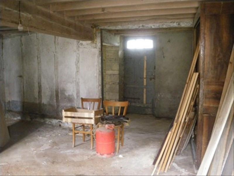 Vente maison / villa Aillant sur tholon 20000€ - Photo 5
