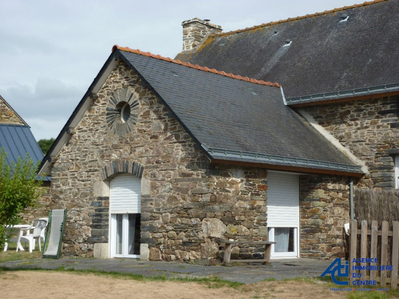 Rental house / villa Guerledan 600€ CC - Picture 2