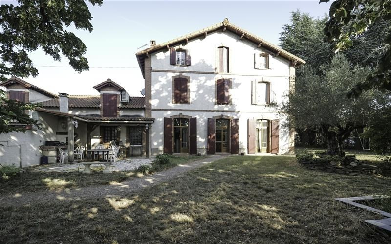 Vente maison / villa Lescure d'albigeois 300000€ - Photo 1