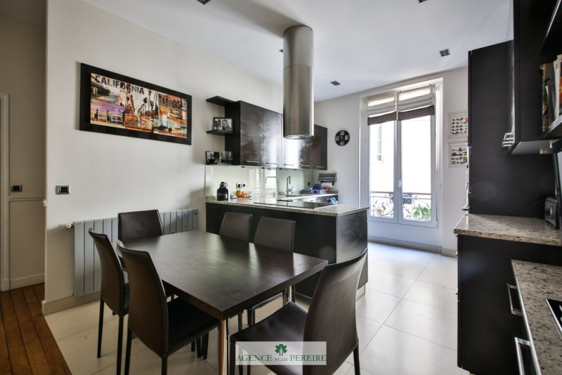 Vente de prestige appartement Paris 17ème 1 920 000€ - Photo 10