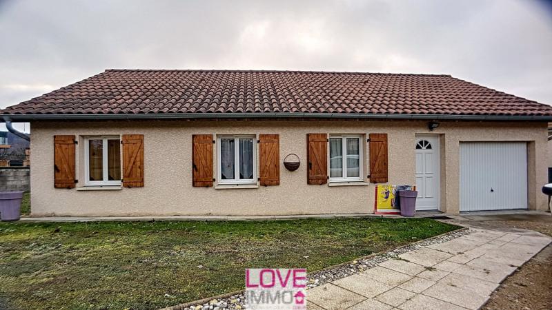 Vente maison / villa La tour du pin 295000€ - Photo 2