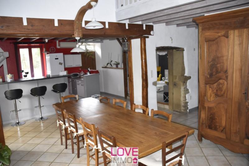 Vente maison / villa Chateauneuf de galaure 342400€ - Photo 5