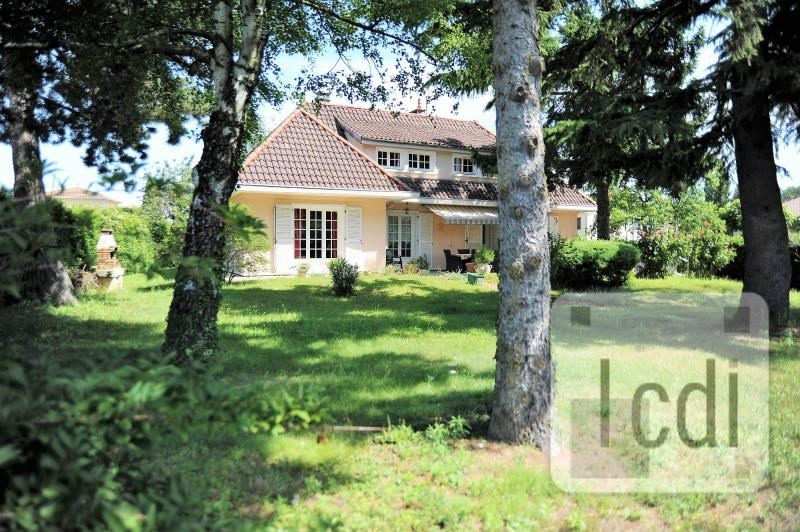 Vente de prestige maison / villa Genas 695000€ - Photo 1