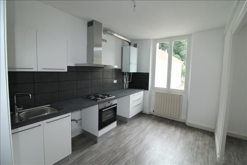 Location appartement Voiron 425€ CC - Photo 1