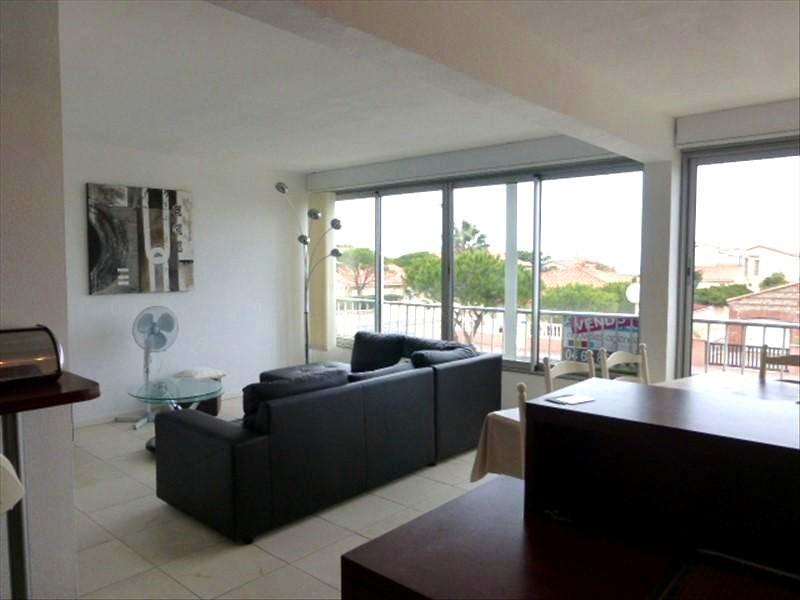 Vente appartement Le barcares 139000€ - Photo 1