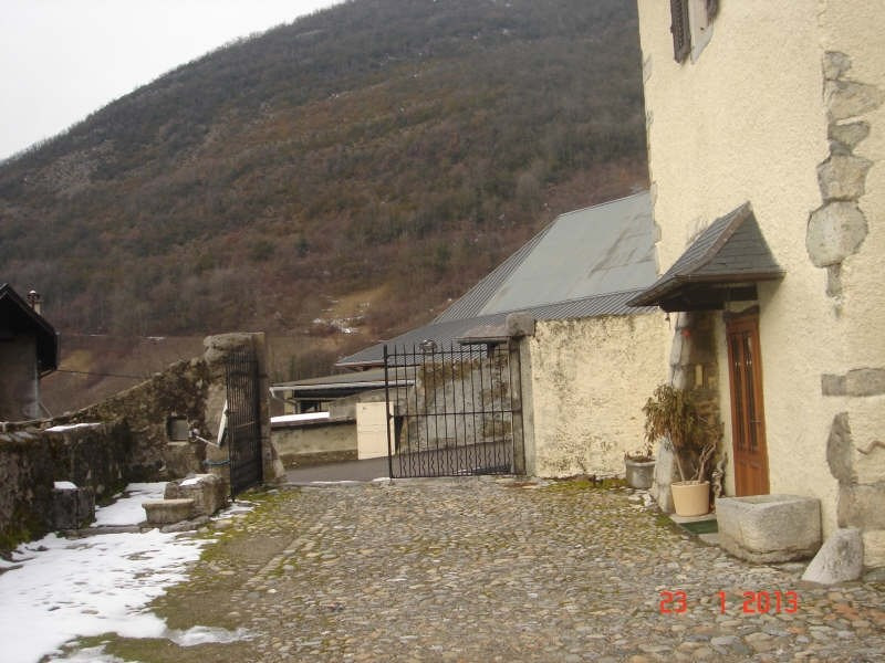 Rental apartment St jeoire prieure 497€ CC - Picture 3