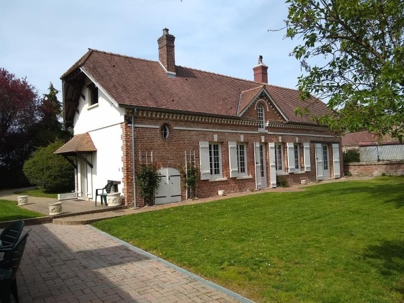 Longère (traditional long house) 6 rooms