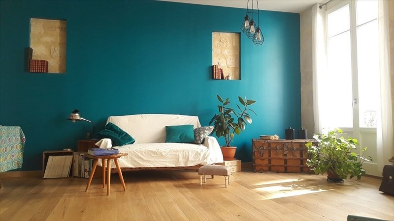 Vente appartement Bordeaux 442000€ - Photo 2