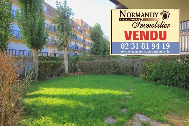 Vente appartement Villers sur mer 118 800€ - Photo 1