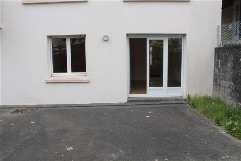 Verhuren  appartement Larmor plage 505€ CC - Foto 3