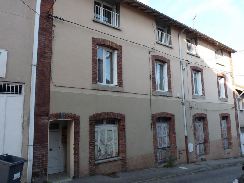 Investment property building Ricamarie (la) 138 000€ - Picture 1