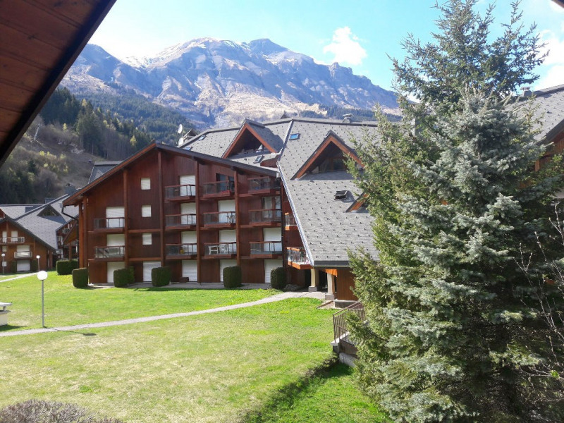 Investment property apartment Les contamines montjoie 75 000€ - Picture 1