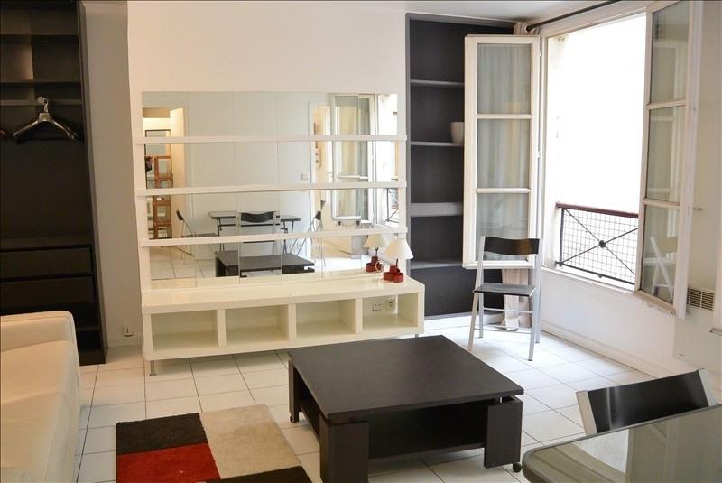 Sale apartment Paris 2ème 355000€ - Picture 2