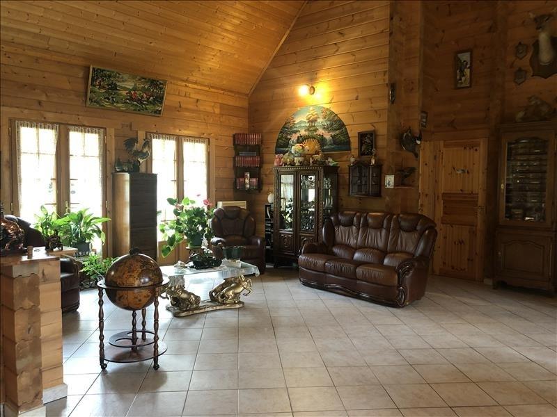 Sale house / villa Pont audemer 312000€ - Picture 6