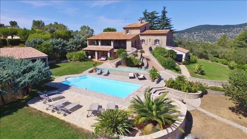 Vente de prestige maison / villa Peymeinade 1410000€ - Photo 1