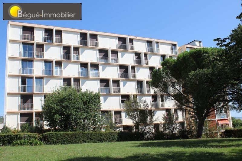 Investment property apartment Colomiers 137000€ - Picture 1