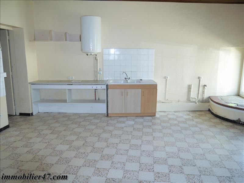 Verkoop  huis Lusignan petit 89000€ - Foto 5