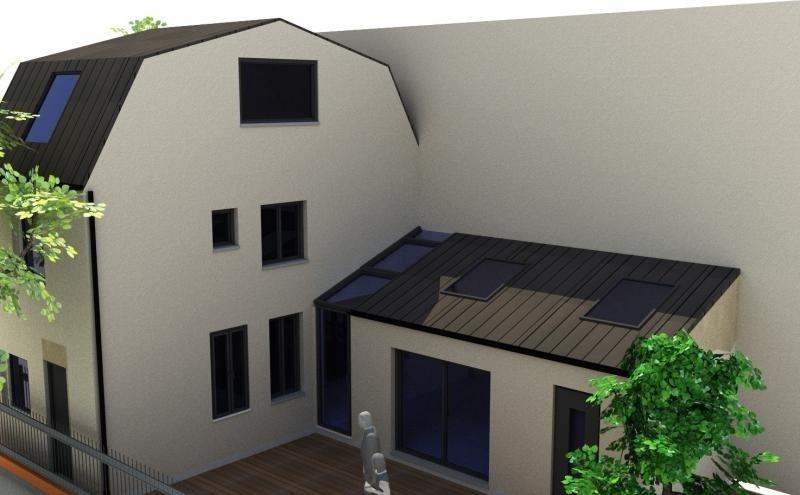 Deluxe sale house / villa Issy les moulineaux 1080000€ - Picture 1