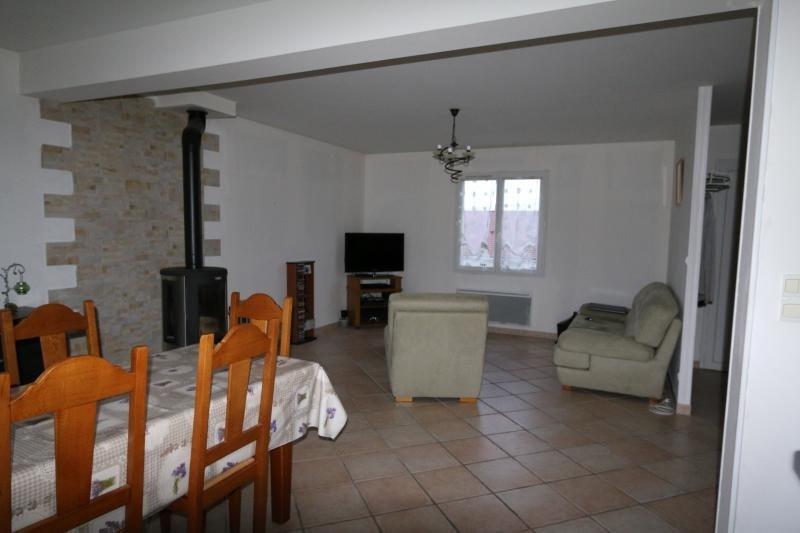Vendita casa Pezou 162750€ - Fotografia 6